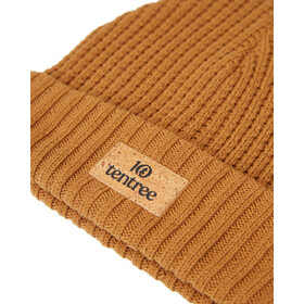 tentree Patch Beanie rubber brown